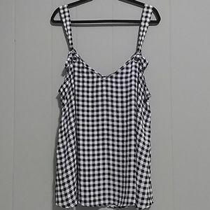 TORRID  2 sleeveless tops Size 1 Bundle Size 1X